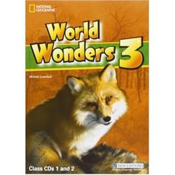 World Wonders 3, Class Audio CDs (2)