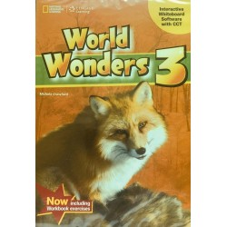 World Wonders 3, Interactive Whiteboard Software with Content Creation Tool