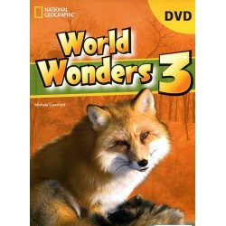 World Wonders 3, DVD