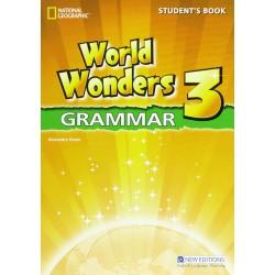 World Wonders 3 Grammar Student's Book