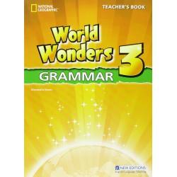World Wonders 3 Grammar Teacher's Book