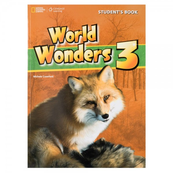 World Wonders 3 Student's Book with Audio CD