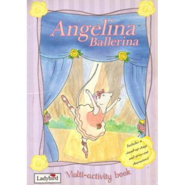 Angelina Ballerina - Multi-activity Book