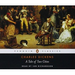 A Tale of Two Cities (Audio Book)