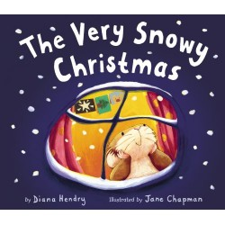 The Very Snowy Christmas with CD