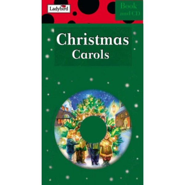 Christmas Carols – Book and CD