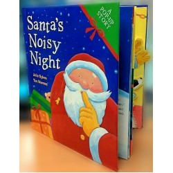 Santa's Noisy Night Pop-Up
