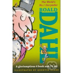 Dahl Book and Audio Slipcase