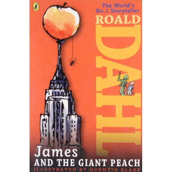 James and the Giant Peach with Audio CDs