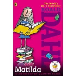 Matilda with Audio CDs