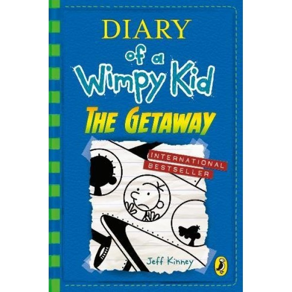 Diary of a Wimpy Kid: The Getaway PB (Book 12)