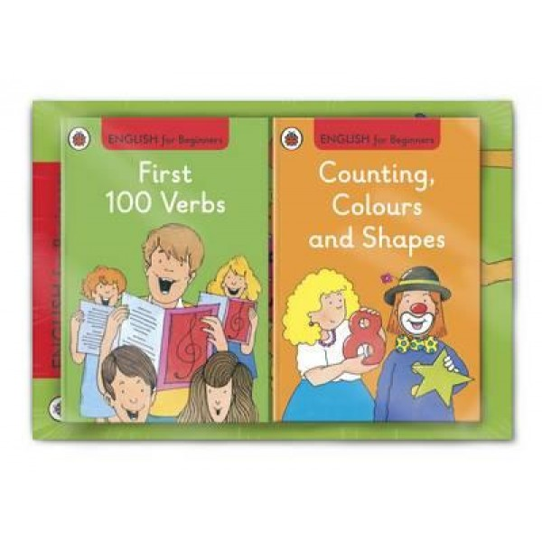 English for Beginners Pack 1