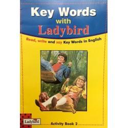 Key Words with Ladybird - Activity Book 2