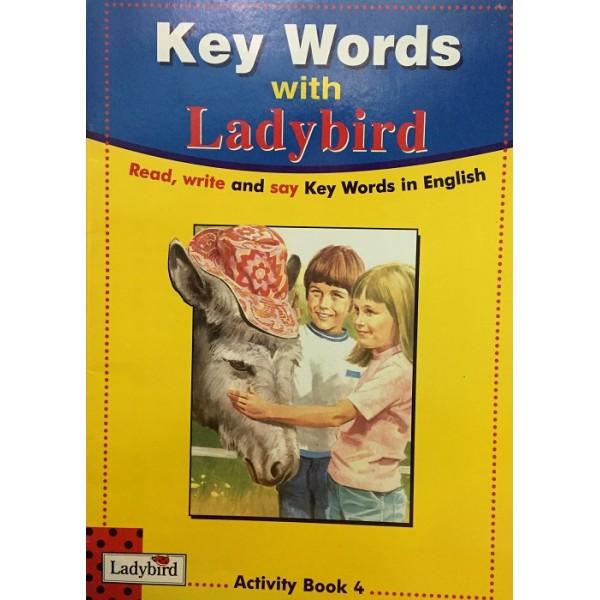 Key Words with Ladybird - Activity Book 4