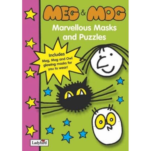 Meg & Mog - Marvellous Masks and Puzzles