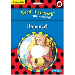 Rapunzel with Audio CD - Level 3