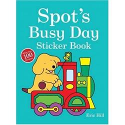 Spot's Busy Day - Sticker Book
