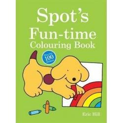 Spot's Fun-time Colouring Book