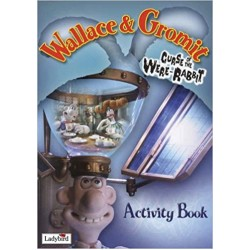 Wallace & Gromit: Multi Activity Book