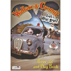 Wallace & Gromit: Press Out and Play Book
