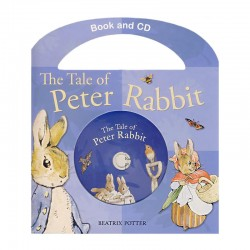 Peter Rabbit Book with Audio CD