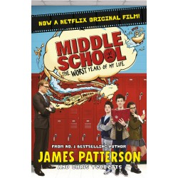 Middle School: The Worst Years of My Life (Book 1)