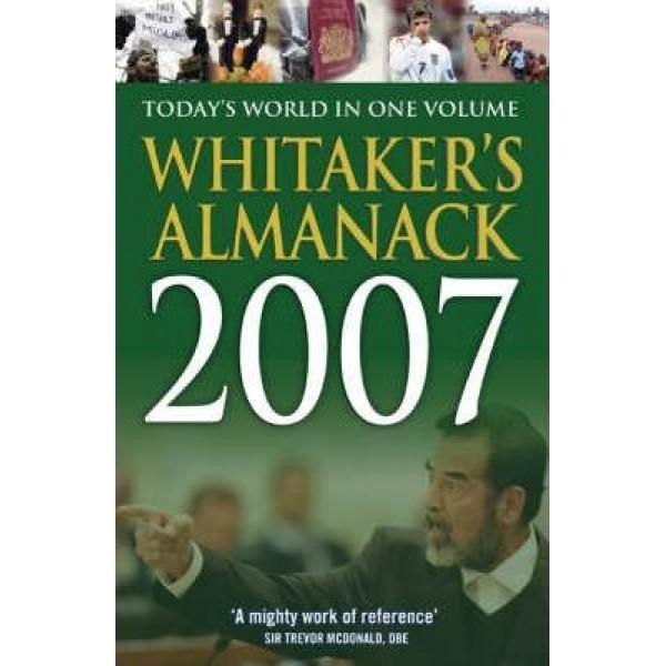 Whitaker's Almanack 2007