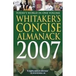 Whitaker's Concise Almanack 2007
