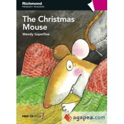 The Christmas Mouse + CD