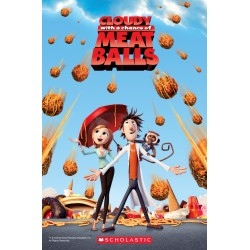 Cloudy with a Chance of Meatballs  (Book +CD)