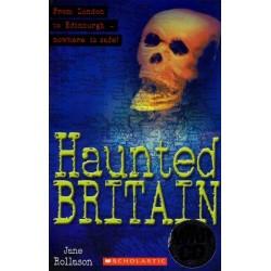 Haunted Britain (Book + CD)