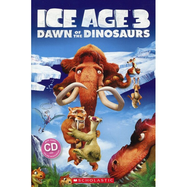 Ice Age 3: Dawn of the Dinosaurs (Book +CD)