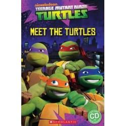 Teenage Mutant Ninja Turtles: Meet the Turtles (Book + CD)