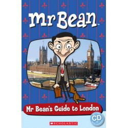 Mr Bean's Guide to London (Book + CD)