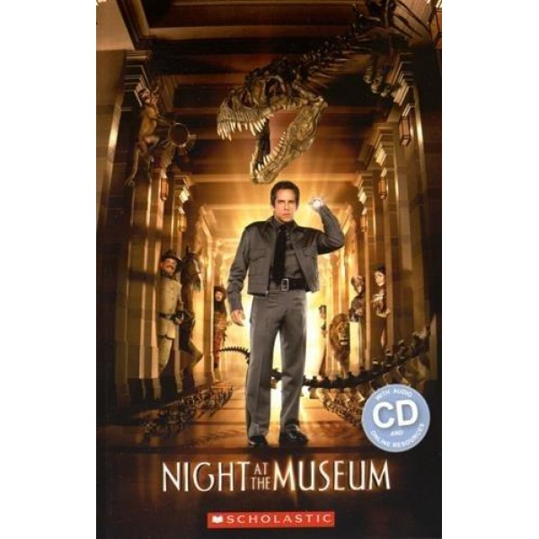Night at the Museum (Book + CD)