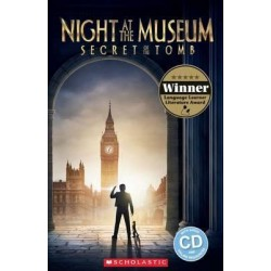 Night at the Museum, Secret of the Tomb (Book + CD)