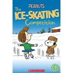 Peanuts: The Ice-skating Competition (Book +CD)