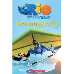 Rio: Learning to Fly (Book + CD)