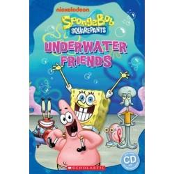 SpongeBob Squarepants: Underwater Friends (Book + CD)