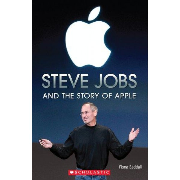 Steve Jobs and the Story of Apple (Book + CD)