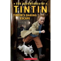 The Adventures of Tintin – Tintin's Daring Escape (Book + CD)