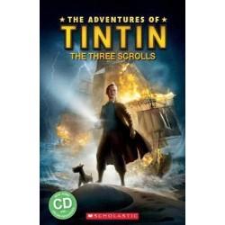 The Adventures of Tintin – The Three Scrolls (Book + CD)