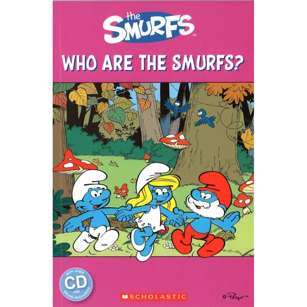 The Smurfs: Who are the Smurfs? (Book + CD)