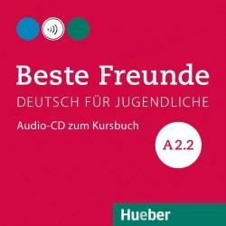 Beste Freunde A2/2 - Audio CD zum Kursbuch
